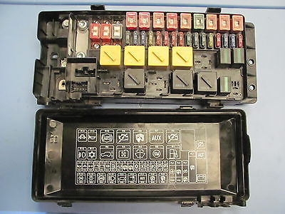 2000 land rover discovery fuse box land rover discovery ii front fuse box yqe 000310 1999 ... #1
