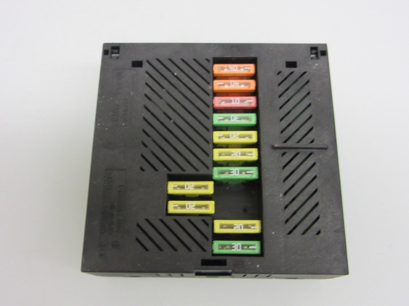 Bmw 7 Series Fuse Box Simple Wiring Diagram Options 323i 02 08 E66 Integrated Supply 7510638 Oem Panel