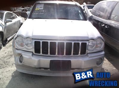 05 JEEP GRAND CHEROKEE BRAKE MASTER CYL W/ELECTRONIC STABILITY CONTROL 9236111 541-01290 9236111