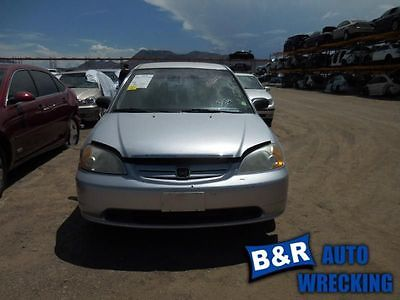 TEMPERATURE CONTROL KNOB TURN FITS 01-05 CIVIC 7872573