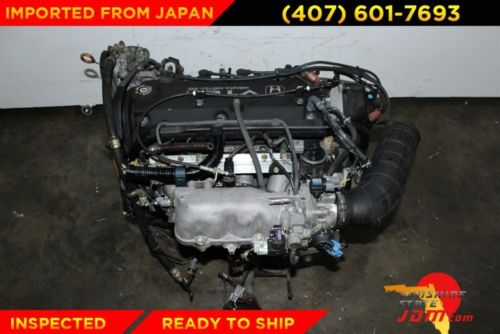 JDM 1998 1999 2000 2001 2002 Honda Accord 2.3L Engine Sohc Vtec F23A F23A1
