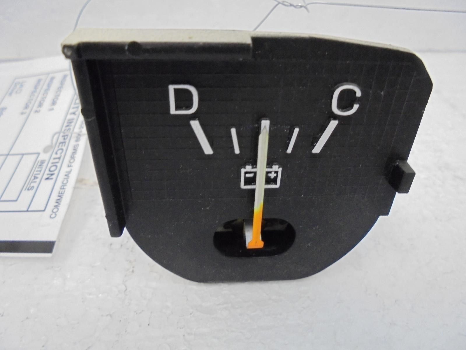 Ford F150 Dash Ammeter Gauge F250 F350 Bronco E0tf 10671 80 81 82 84 1980 Gauges 83