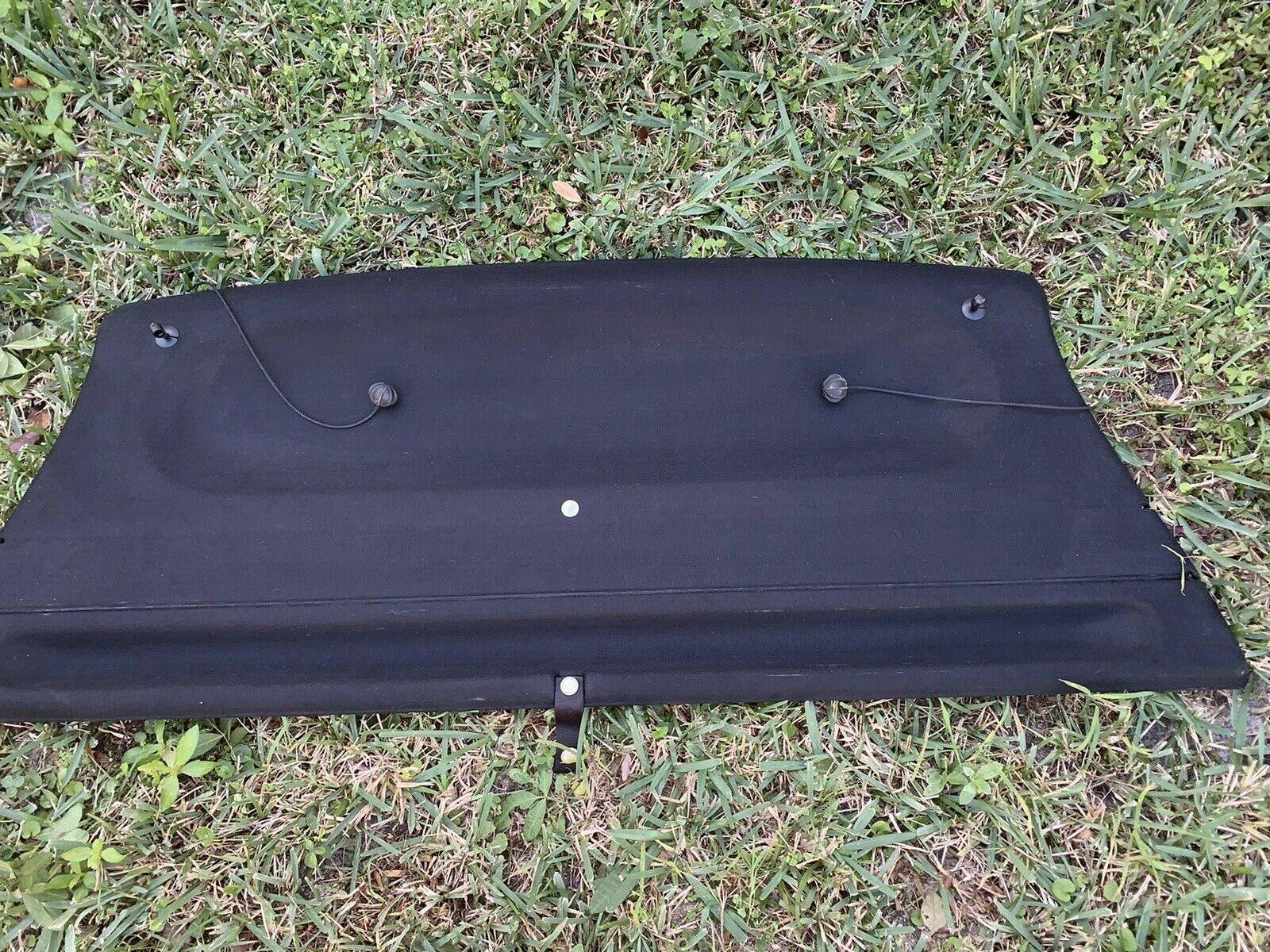 2014  Fiat 500L Cargo Cover Trunk Hatch Cover Shelf Tray