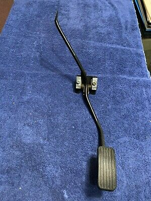 1979 - 1983 Saab 900 Accelerator Pedal Assembly With Firewall Plastic Mounting
