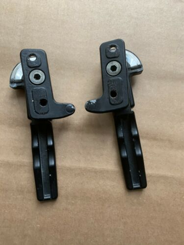 BMW E30 318ic 325ic Convertible Top Handle Lock Latches LEFT RIGHT LH RH SET