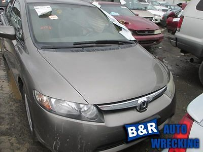 06 HONDA CIVIC ENGINE ECM 8966760 8966760