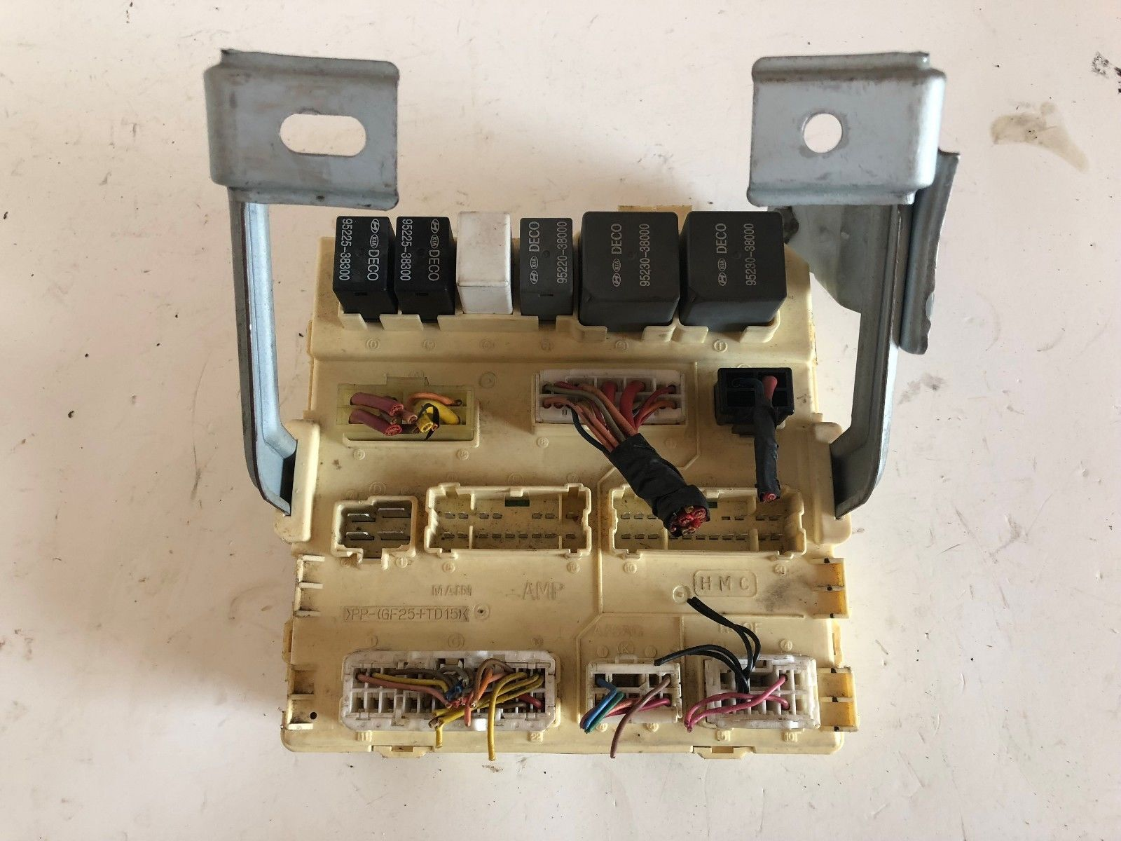 Fuses Relays Kia Optima Fuse Box 2005 Emfuse Em