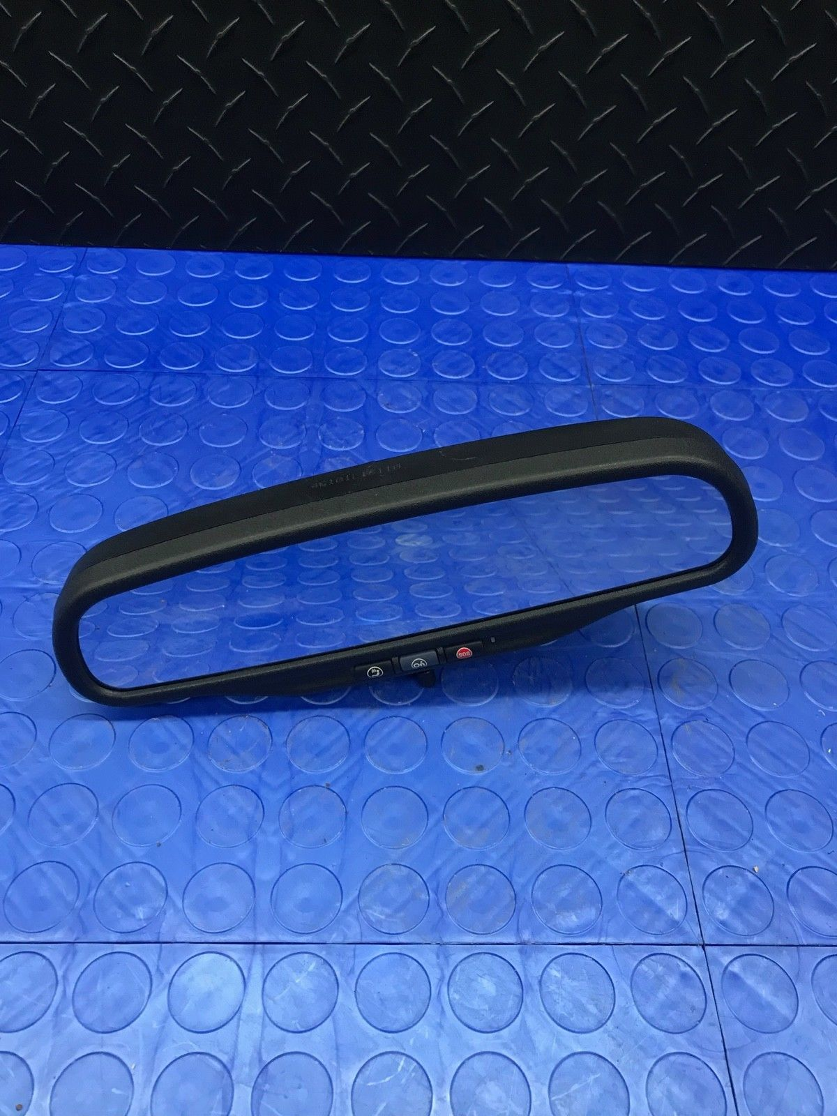 OE GM GMC Chevrolet Part Onstar Rearview Mirror W/ Map Lights MD / 883459596  Does not apply