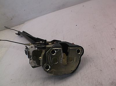 NS602242 2002 COROLLA REAR RIGHT PASSENGER SIDE DOOR LOCK LATCH ACTUATOR OEM TOYOTA COROLLA