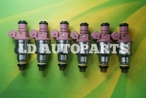 6 GENUINE BOSCH 0280150998 1997-1999 DODGE RAM PICKUP/ VAN/ DAKOTA 3.9L V6 0-280-150-998