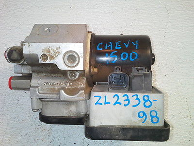 1998 CHEVY 1500 PICKUP ABS ANTI-LOCK BRAKE PUMP
