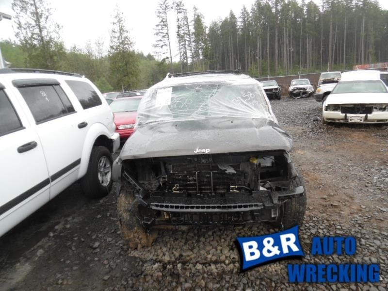 ALTERNATOR 3.7L FITS 05-06 GRAND CHEROKEE 9285722 601-01037B 9285722