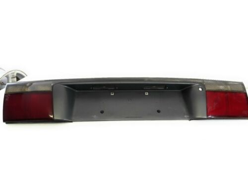 1998-01 Cadillac Seville STS tail light backup light panel & bulb socket harness GM 16524233