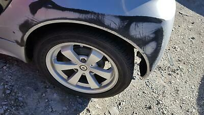 13 14 SMART FORTWO 15X5-1/2 5 SPOKE ALLOY WHEEL ONLY NO TIRE 85301