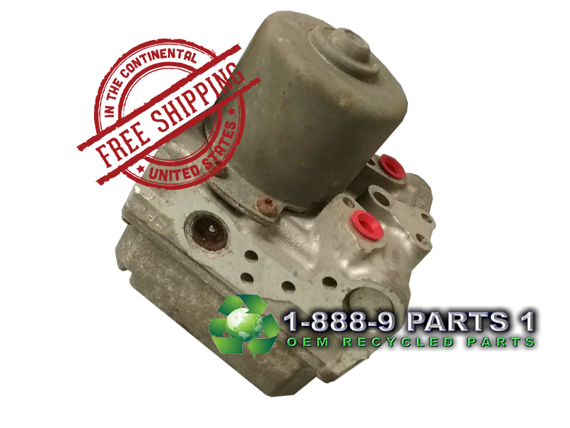 ABS PUMP ANTI-LOCK BRAKE 2006 2007 PONTIAC G6 OEM  Stk# L405E19