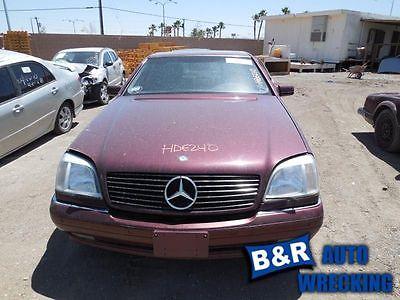 ANTI-LOCK BRAKE PART FITS 96-99 MERCEDES S-CLASS 6111181