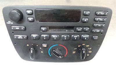 00 FORD TAURUS AUDIO EQUIPMENT 71304