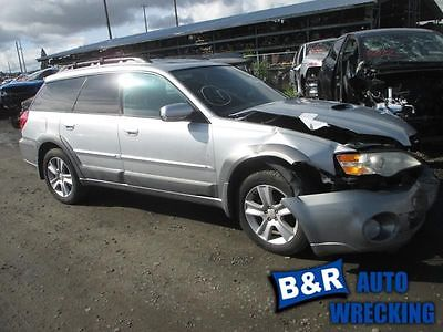 05 06 07 08 09 OUTBACK LEGACY L. REAR DOOR GLASS SW 9109162 278-58643AL 9109162