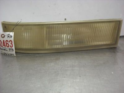 95 96 97 98 99 00 01 02 03 04 05 CHEVY ASTRO R. CORNER/PARK LIGHT 38229