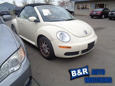 06 07 VW BEETLE ENGINE ECM 8885163 590-50386 8885163