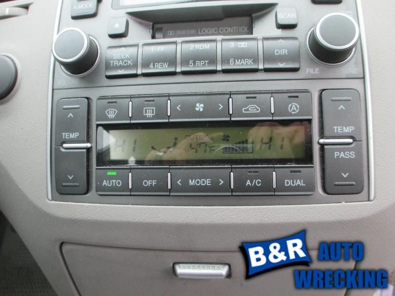 06 07 08 AZERA AUDIO EQUIPMENT RECEIVER AM-FM-STEREO-6CD-MP3-CASSETTE OPT 96DA 7459386