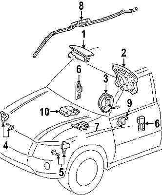 O2 Sensor Wiring Diagram 2003 Chevrolet Free Download Wiring Diagram