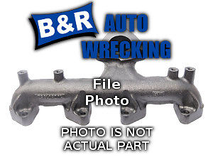 96 97 98 99 CHEVY 1500 PICKUP R. EXHAUST MANIFOLD