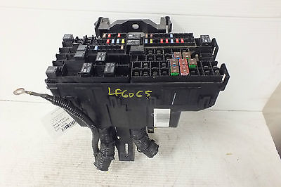 12 13 14 2012 2013 2014 ford edge 3.5l engine compartment ... 2007 ford edge fuse box #15