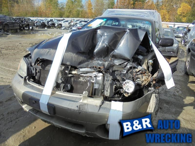 PASSENGER RIGHT HEADLIGHT OUTBACK FITS 00-04 LEGACY 9809289 114-58605R 9809289