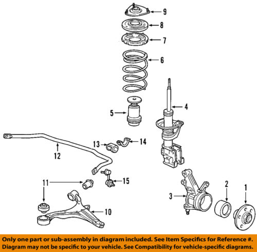 20102005 honda cr v suspension diagram cr  u2022 mca