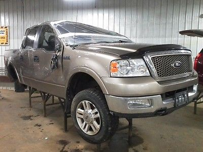 2005 FORD F150 PICKUP STEERING COLUMN 2813667