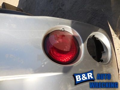 05 06 07 08 09 10 11 12 13 CHEVY CORVETTE R. TAIL LIGHT W/O OPT T93 7694457 7694457