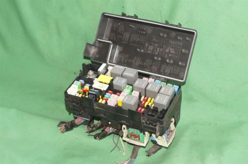 07 dodge nitro tipm totally integrated power module fuse relay box  04692235ae 04692235ae 126990