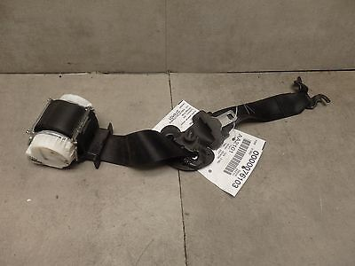 2007 BMW 335I RIGHT PASSENGER SIDE FRONT SEAT BELT RETRACTOR ONLY OEM