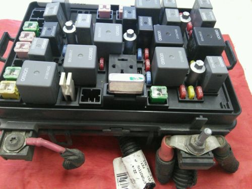 2009 2010 2011 chevy chevrolet hhr fuse box relay box part ... for 2009 hhr fuse box