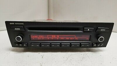 2011 2012 2013 BMW 323i 328i 335i M1 Z4 OEM USED AM/FM RADIO CD RECEIVER #1908 Does not apply RADIO-1908