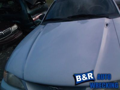 94 95 FORD MUSTANG AC CONDENSER 6 CYL 8558576 8558576
