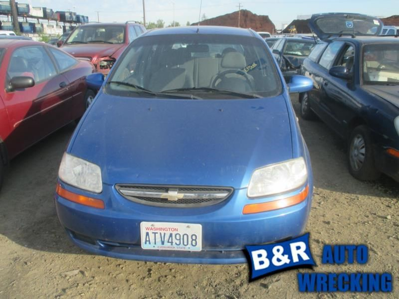 05 06 07 08 AVEO POWER BRAKE BOOSTER W/MASTER CYL MT W/O ABS FROM VIN 446117 540-00127 9099210