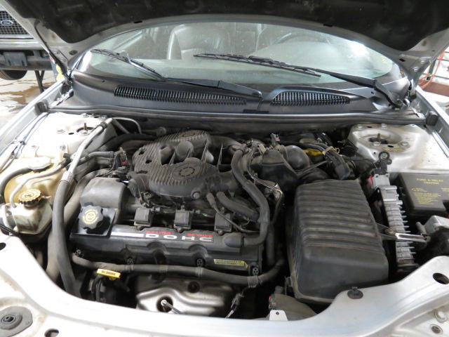 2001 CHRYSLER SEBRING RADIATOR OVERFLOW BOTTLE 2363087 671-00175 2363087