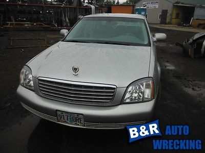 AUTOMATIC FWD 4.6L VIN <em>Y</em> 8TH DIGIT ID 4AAN FITS 04-05 DEVILLE 9557659