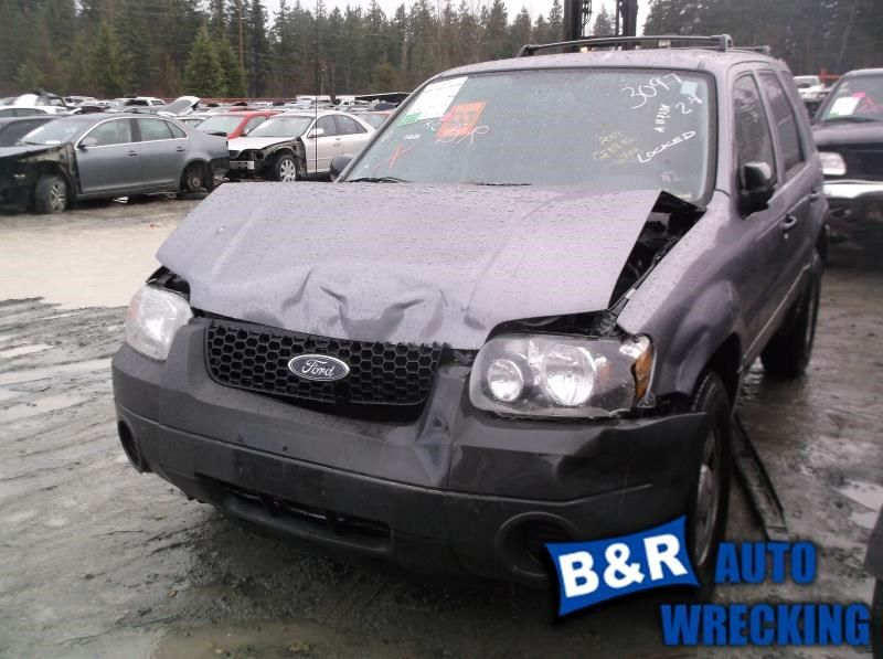 05 06 07 FORD ESCAPE POWER STEERING PUMP EXC. HYBRID 4 CYL 8808537 8808537