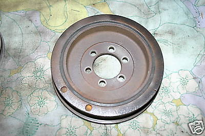 2000 Saab 95 Station Wagon 3.0L Crankshaft Harmonic Balancer Pulley