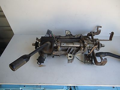 1997-2003 FORD F-150 EXPEDITION STEERING COLUMN W/ KEY OEM F75B-14A206