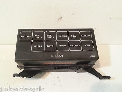 Nissan altima gxe fuse box diagram switch diagram u