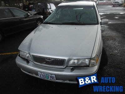 98 VOLVO V70 TURBO/SUPERCHARGER SDN AND SW AWD 8888670