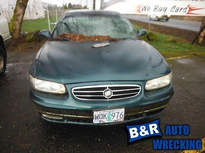 98 BUICK REGAL AUTOMATIC TRANSMISSION 6-231 3.8L W/O SUPERCHARGED OPTION 8856389