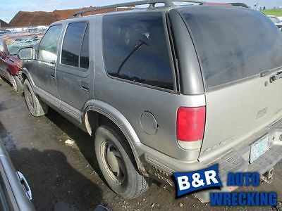 95-00 01 02 03 04 05 S10 BLAZER STEERING GEAR/RACK POWER STEERING 4X4 8747089 551-01649 8747089