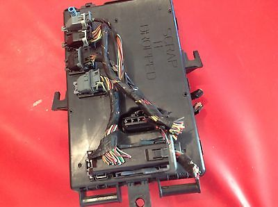 05 mustang fuse box 05-08 ford mustang fuse box relay control module 4r3t-14b476-bs oem , 4r3t-14b476-bs