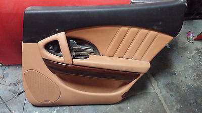 Maserati M139 Quattraporte Interior Door Panel Right Rear (Passenger) Side 98660