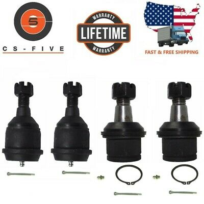 LIFETIME BALL JOINT KIT fits Dodge Ram 2014 2015 2016 2500 3500 4x4 NEW IMPROVED